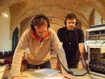 Filippo Farinelli e David Brutti